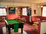 picture of the bar room